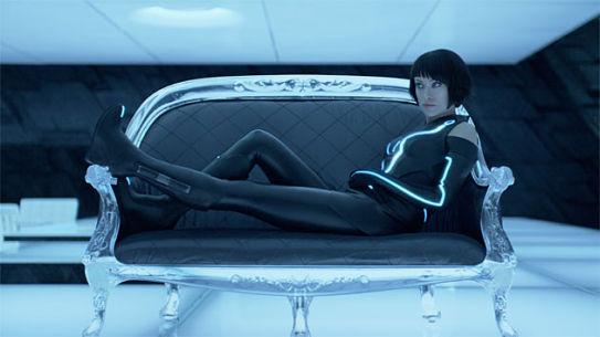 Olivia Wilde in Tron:Legacy
