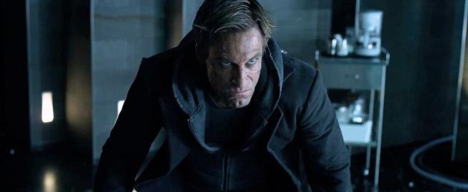 Aaron Eckhart in 'I, Frankenstein'