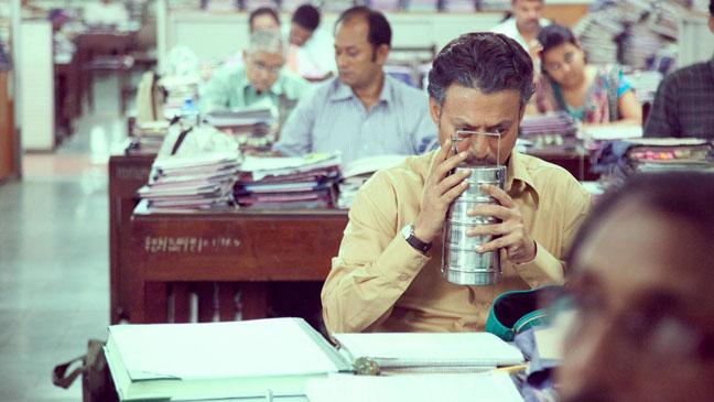 Irrfan Khan in 'The Lunchbox'