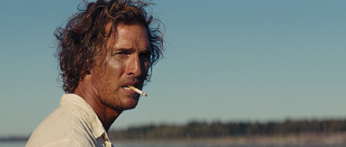 Matthew McConaughey in 'Mud'